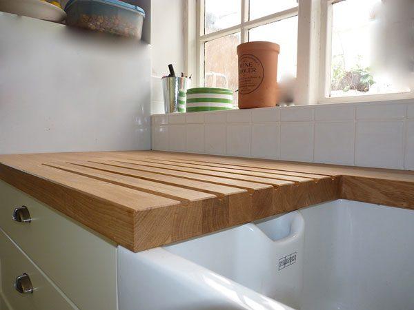 Kitchen Worktops - Wood - Conservation Chemicals Consultants