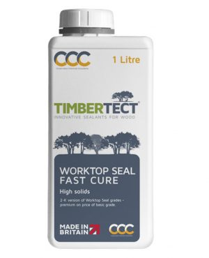 Worktop Seal Fast Cure High Solids