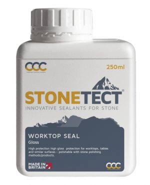Stonetect Worktop Seal Gloss