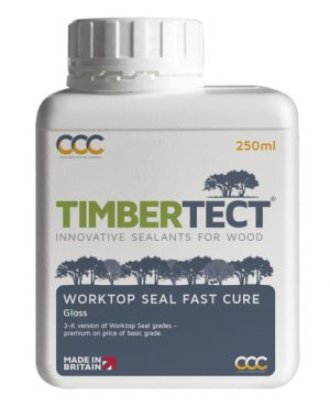 Worktop Seal Fast Cure Gloss